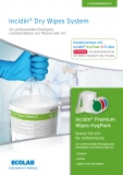 Incidin Dry Wipes System