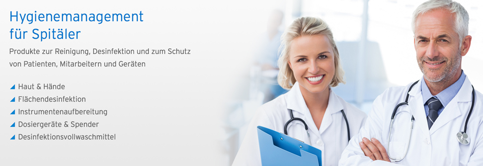 Hygienemanagement für Spitäler